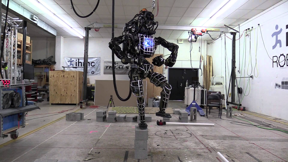 Google Selling Boston Dynamics
