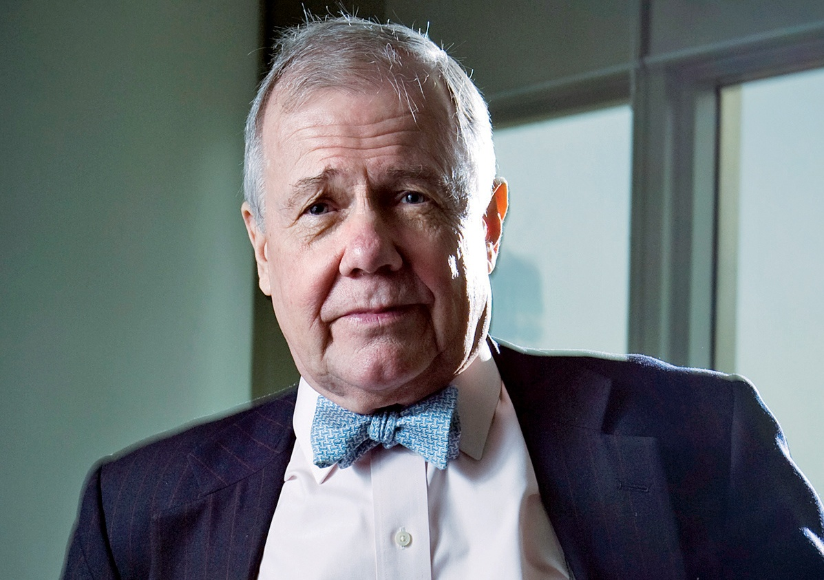 Jim Rogers is 100% sure a US recession will occur within a year