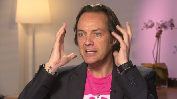 T-Mobile CEO John Legere says his 'sad life' is fueling T-Mobile's rise