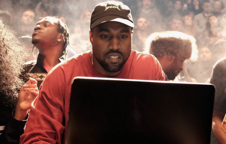 Kanye West to stream music only in the future