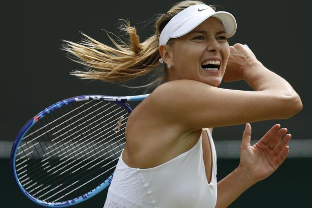 Maria Sharapova dropped by sponsors