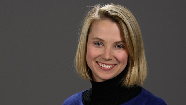 Marissa Mayer and Yahoo fight
