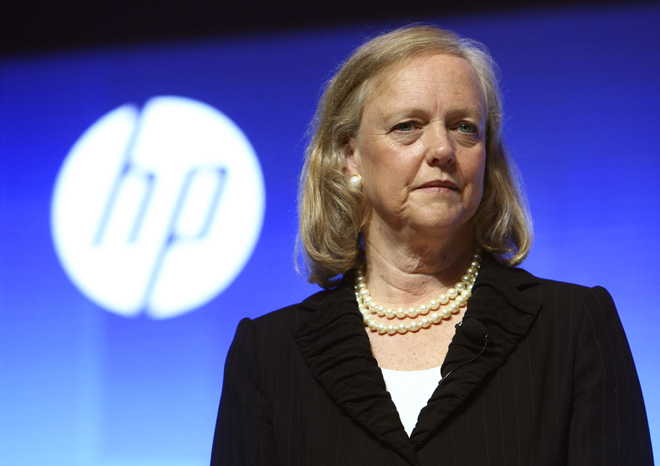 Meg Whitman attacks Donald Trump again