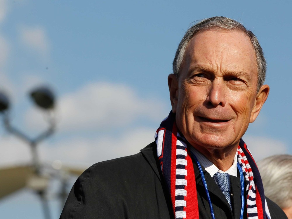 Michael Bloomberg wont run for President