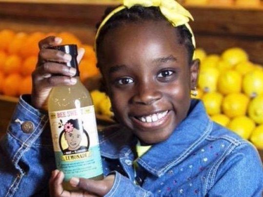 Mikaila Ulmer - BeeSweet Lemonade Founder and 11-years-old