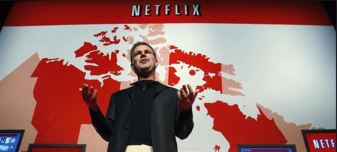 Netflix Canada customer complaint