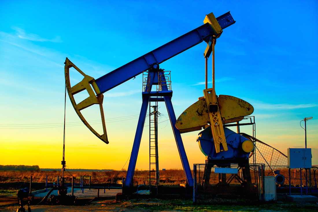 Oil oversupply