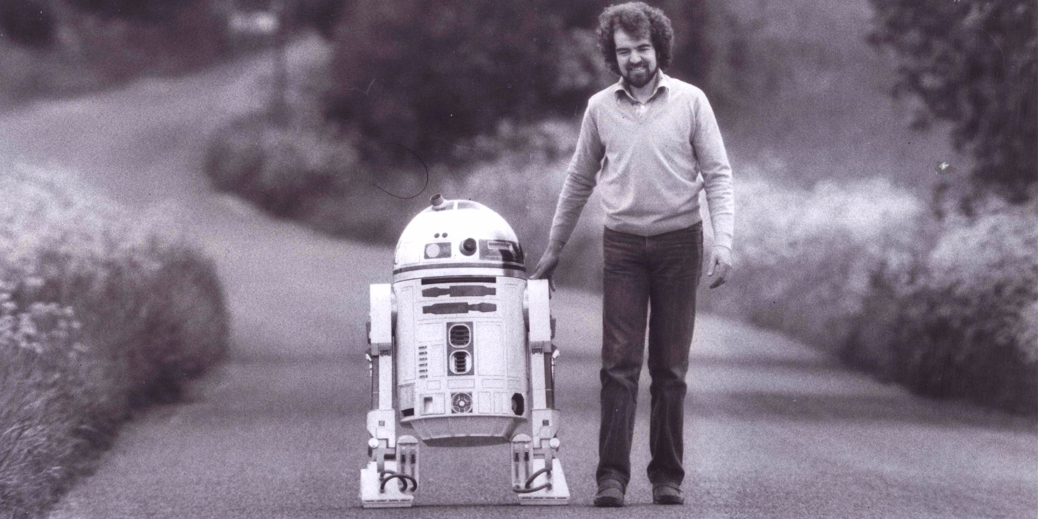 R2D2 inventor Tony Dyson has passed away