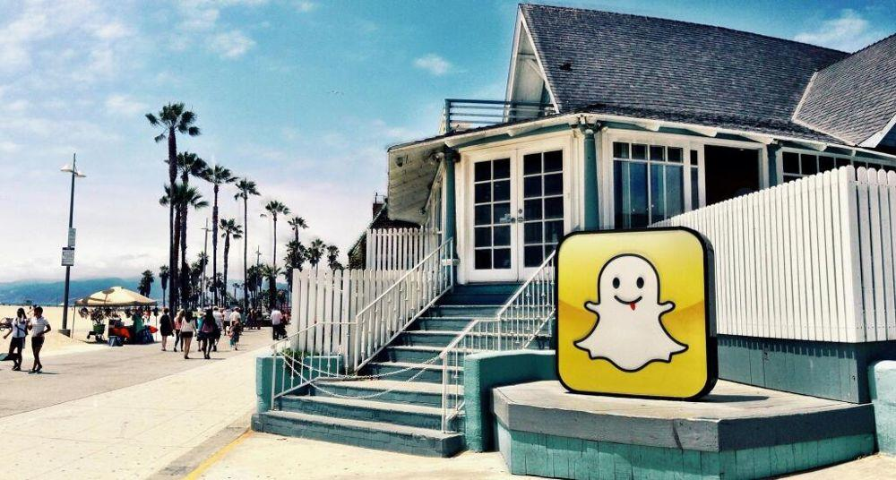 Snapchat raises 175 million from Fidelity
