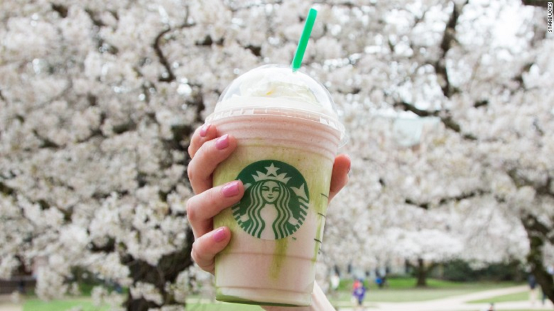 Starbucks Offers New Frap