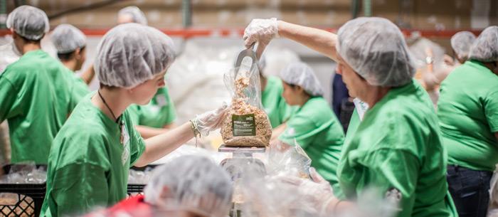 Starbucks donating unused food