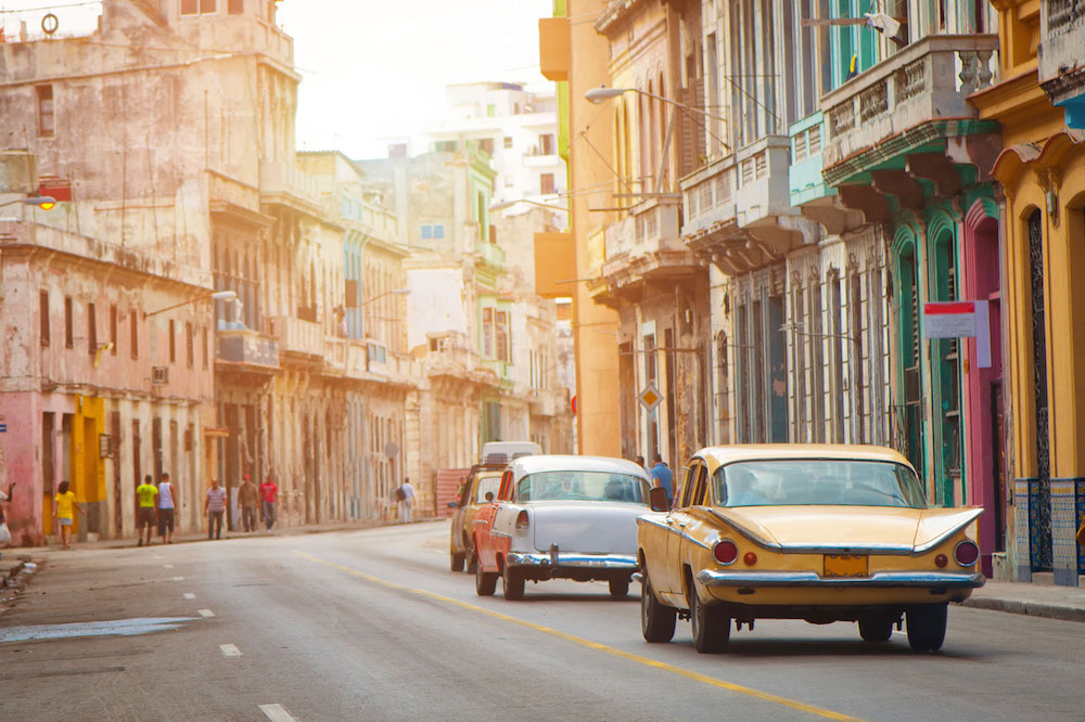 US airlines ready to fly flights to Cuba