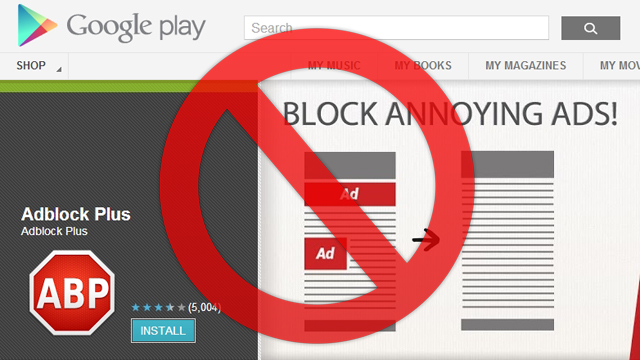 Ad blocker use