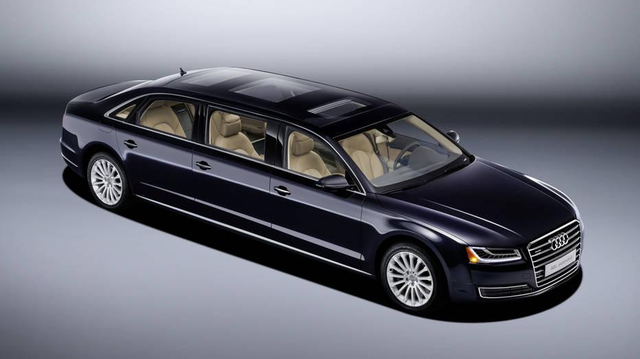 Audi A8L Limo