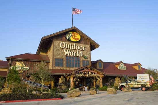 Bass Pro Shops and Cabelas