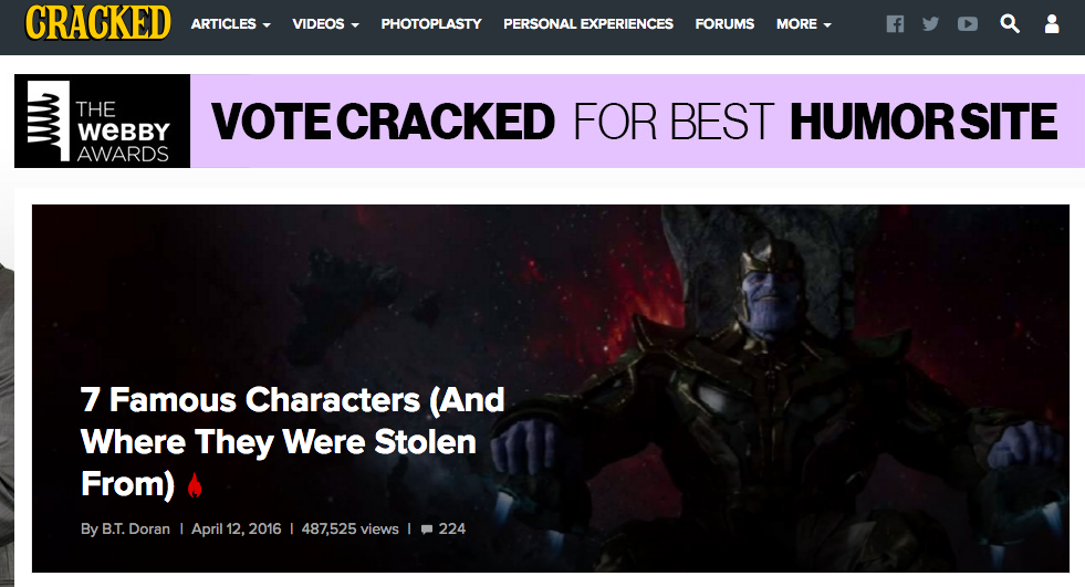 Cracked website sold for 39 million dollars