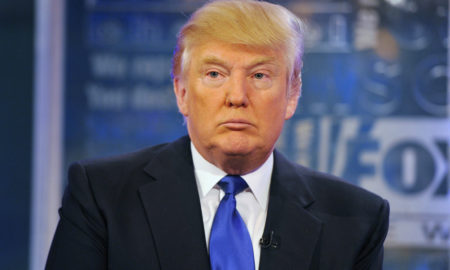 Donald Trump the presumptive nominee for the GOP nomination