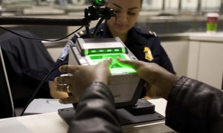EU fingerprinting