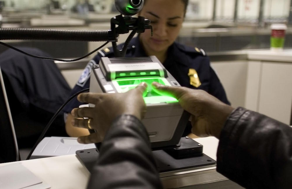Flying to Europe will soon require fingerprinting and photos