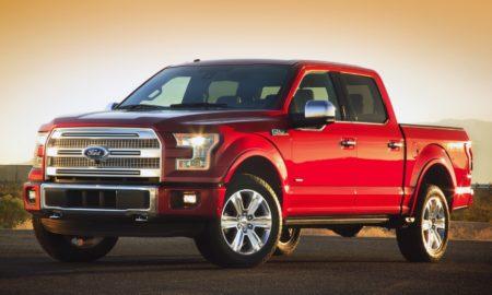Ford Q1 Sales