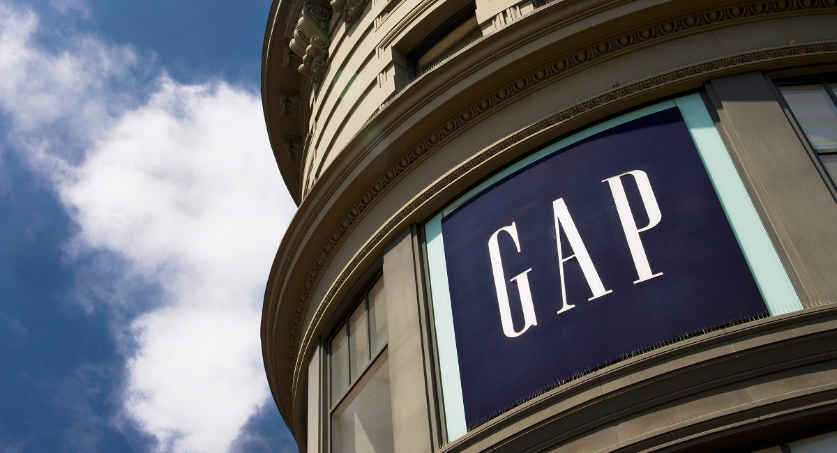 Gap Inc Shares Fall