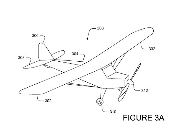 Google Drone for medical purposes - Patent