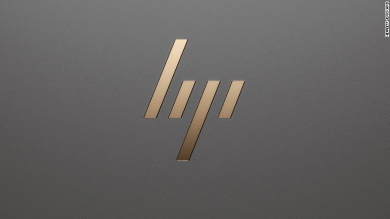 HP new logo