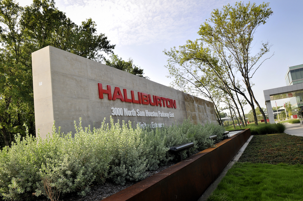 Halliburton and Baker Hughes