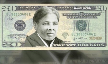 Harriet Tubman will be featured on the American 20 dollar bill