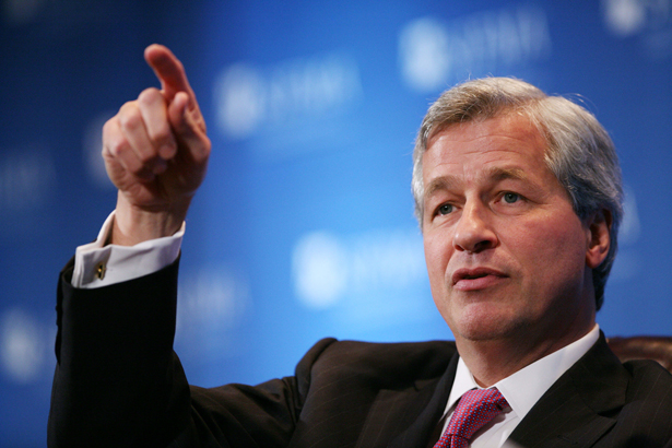 Jamie Dimon and market volatility is here to stay