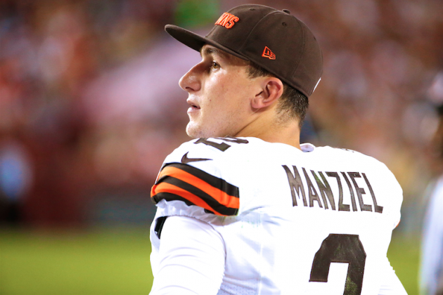 Johnny Manziel dropped by another agent over health
