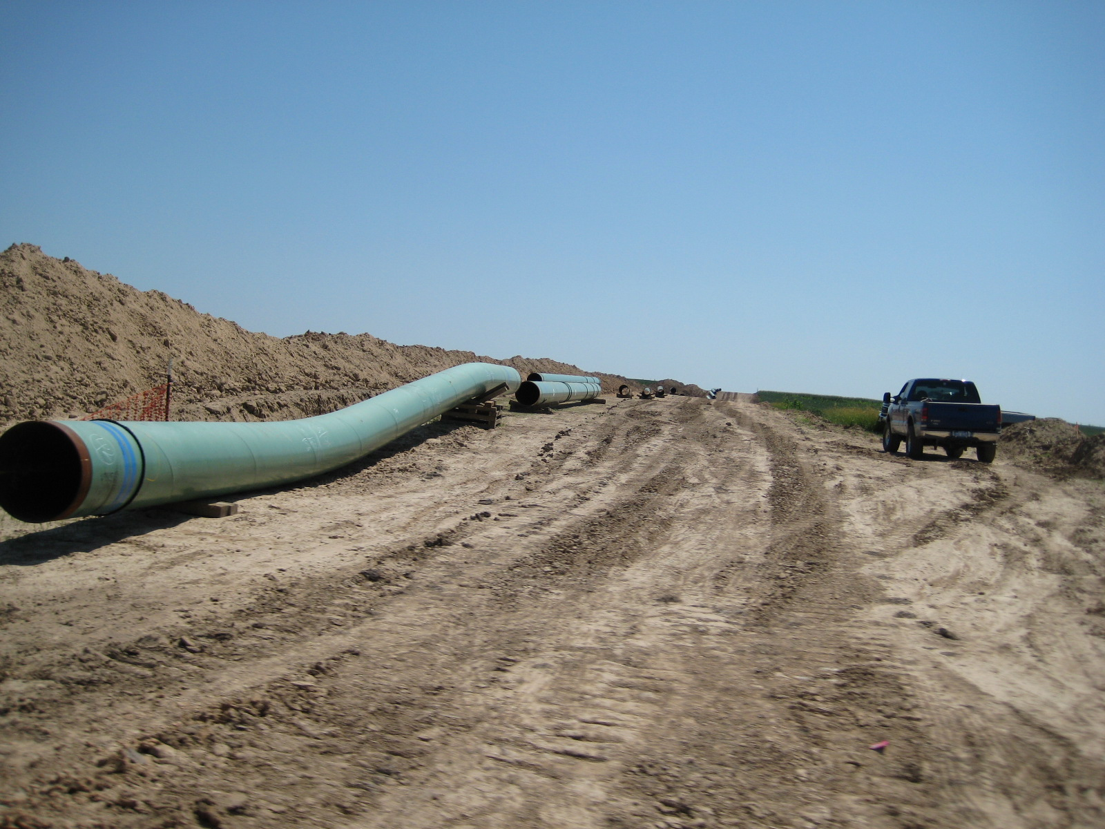 Keystone pipeline leak worst than originally thought