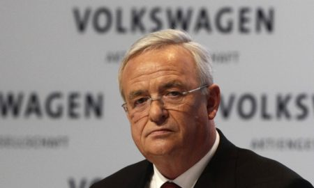 Martin Winterkorn 2015 Volkswagen Pay