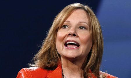 Mary Barra huge CEO Pay increase