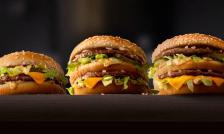 McDonalds testing three types of Big Macs