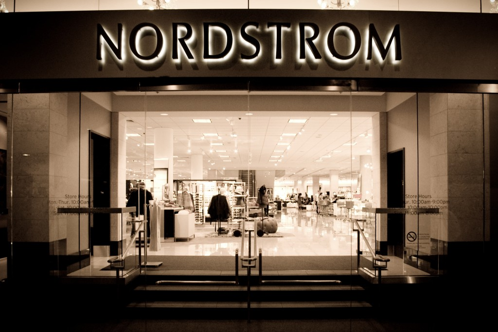 Nordstrom cutting 400 jobs