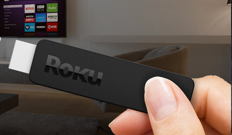 Quad Core Roku Streaming Stick