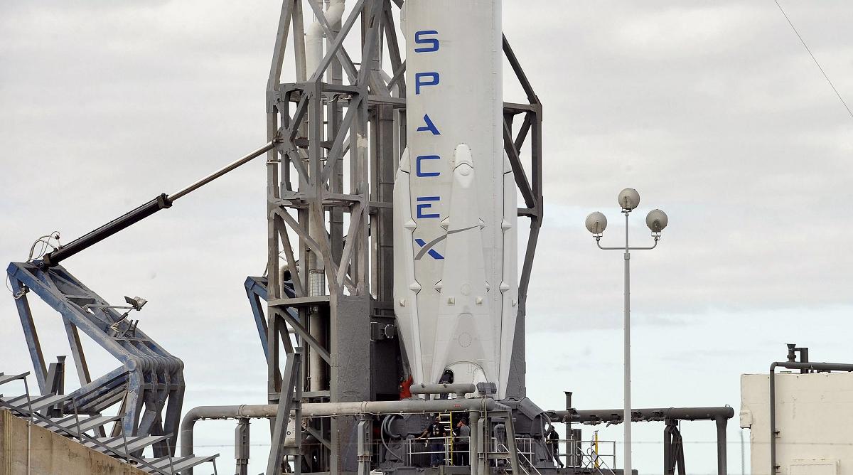 SpaceX Rocket Landing2