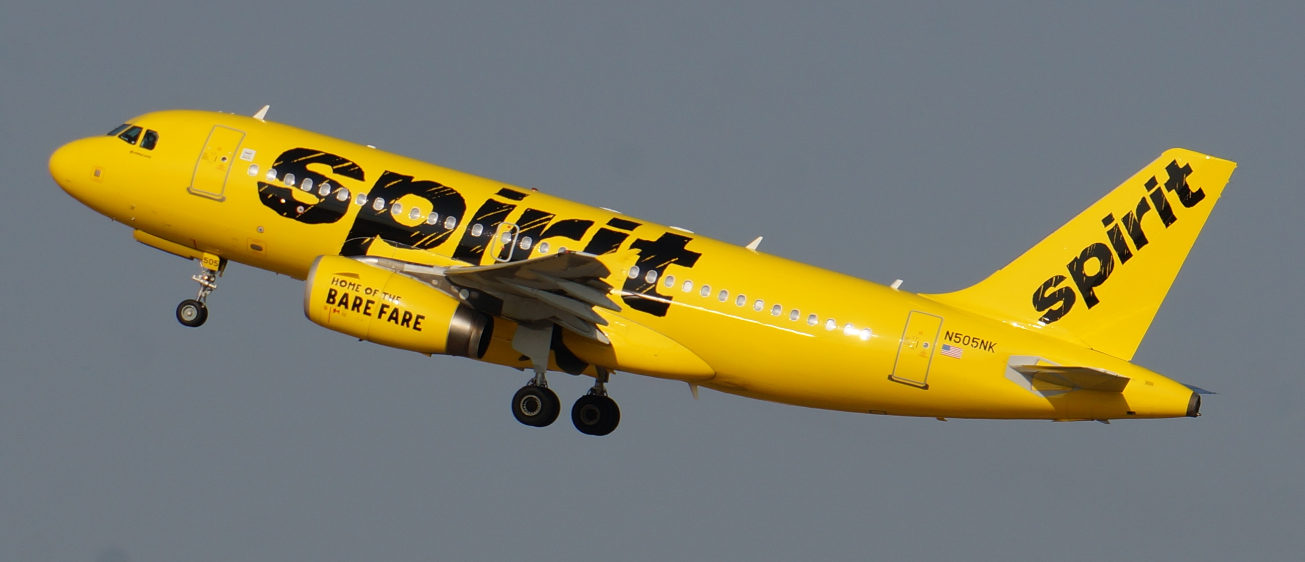 Spirit Airlines is most hated in America
