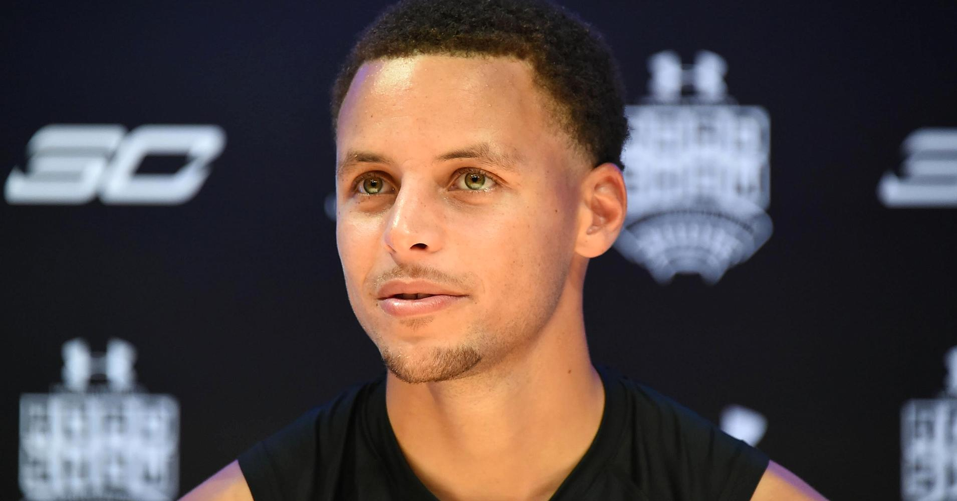 Stephen Curry and honest comments from Steve Kerr