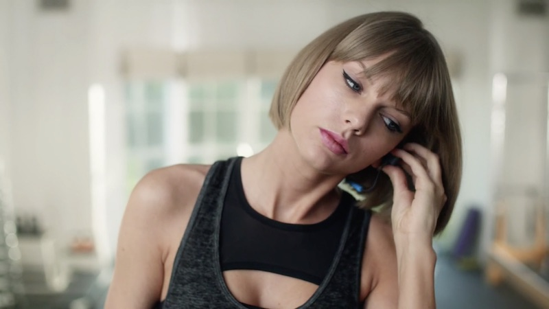 Taylor Swift Apple Ad and Drake sales