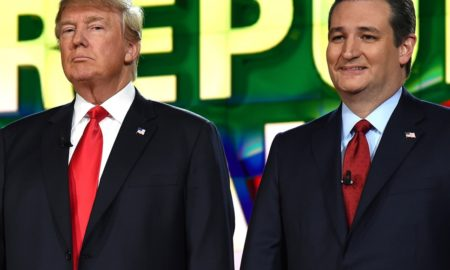 Ted Cruz hates the transgender community
