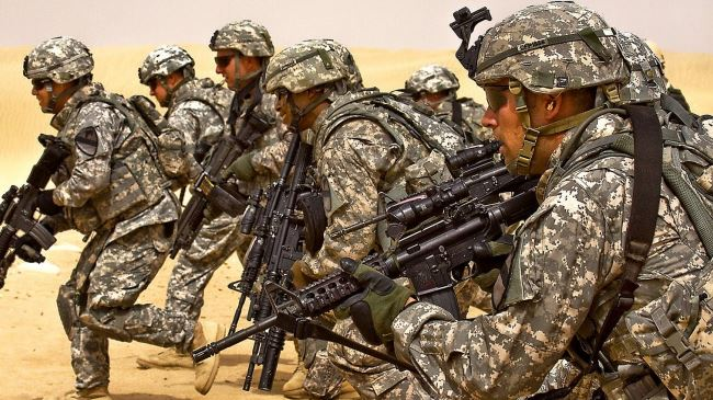 US Troops going to Iraq