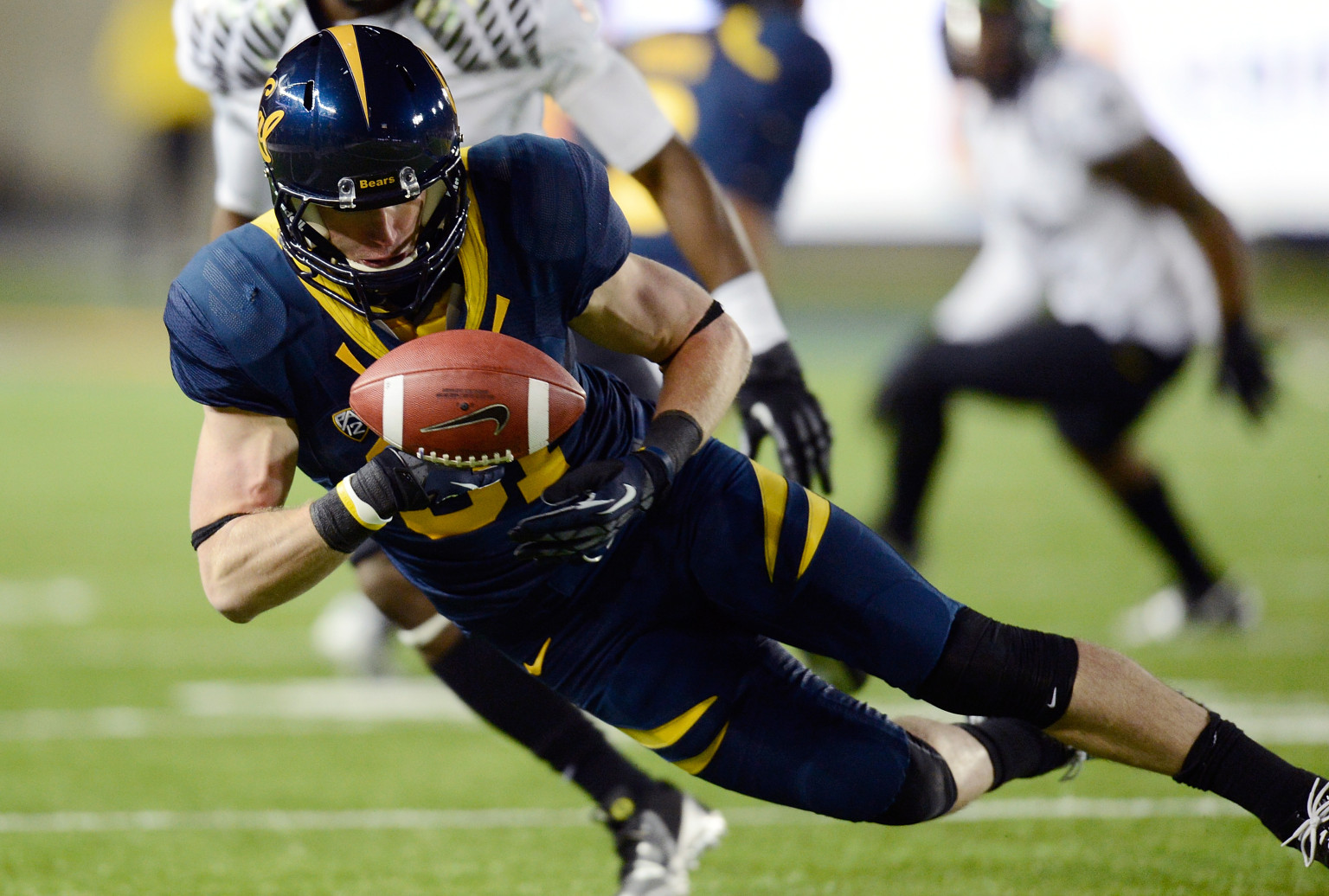 Under Armour signs an $86 million deal with UC Berkeley