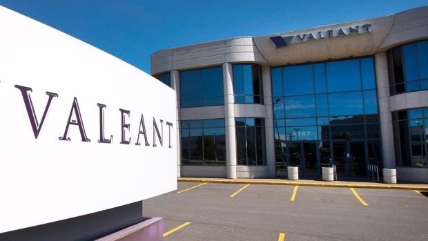 Valeant Pharmaceuticals Default