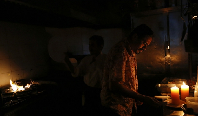 Venezuela blackouts and 2 day work weeks