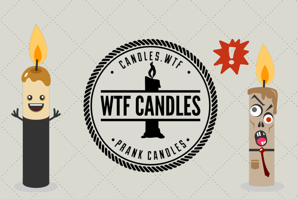 WTF Prank Candles