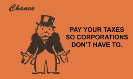 big corporations and taxes