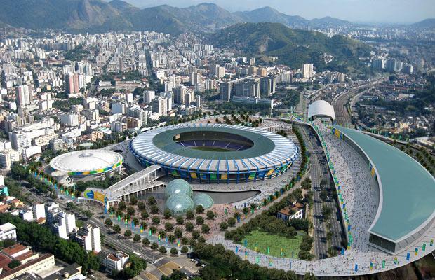 2016 Olympic Games in Rio de Janeiro