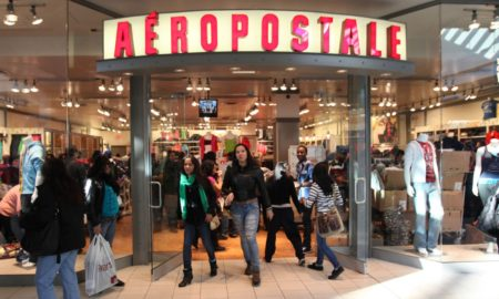Aeropostale bankruptcy